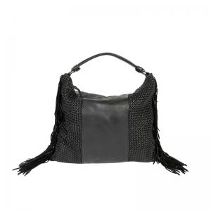 Reptile's House Handbag Grande Nera